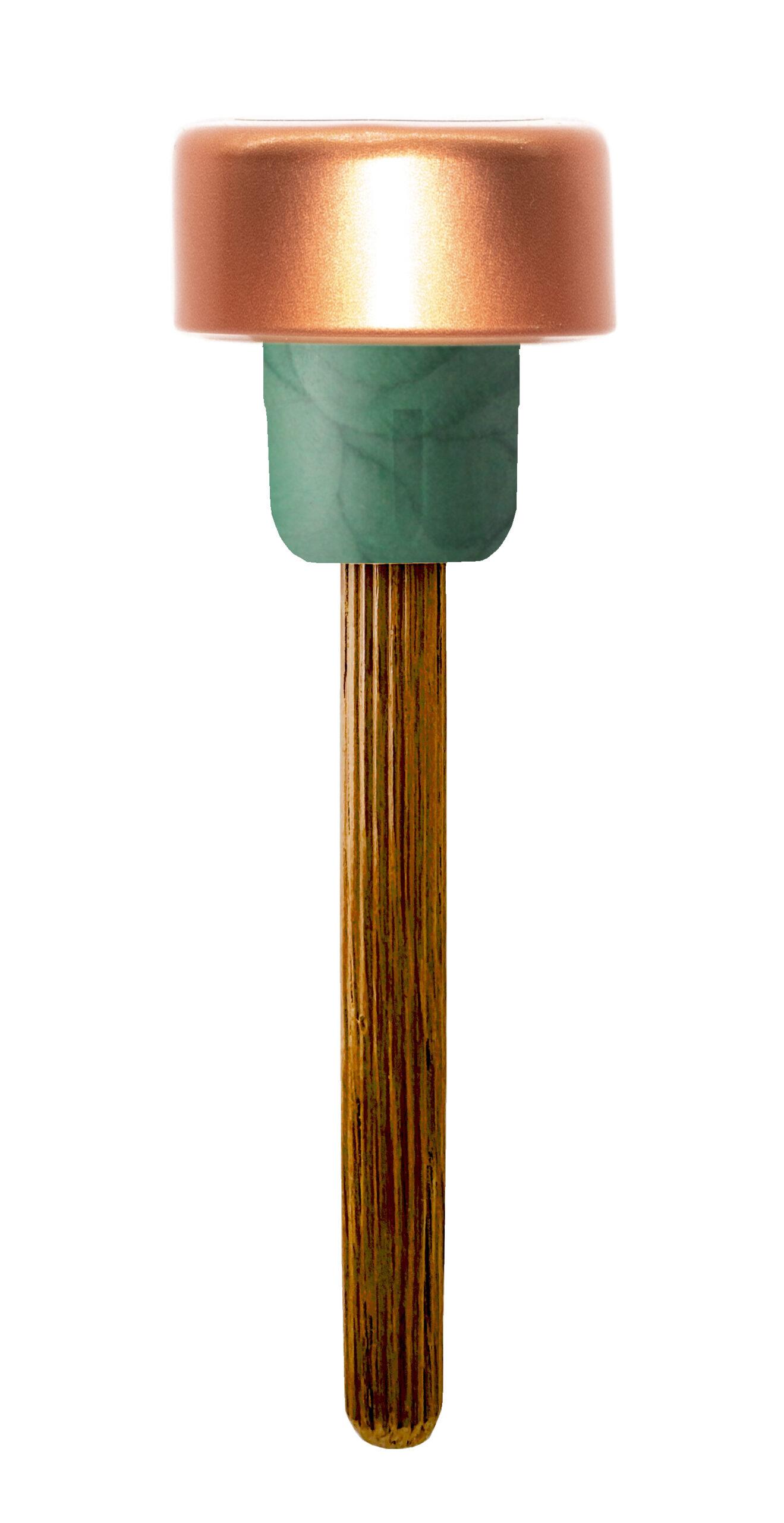 Oak Master Bronze green