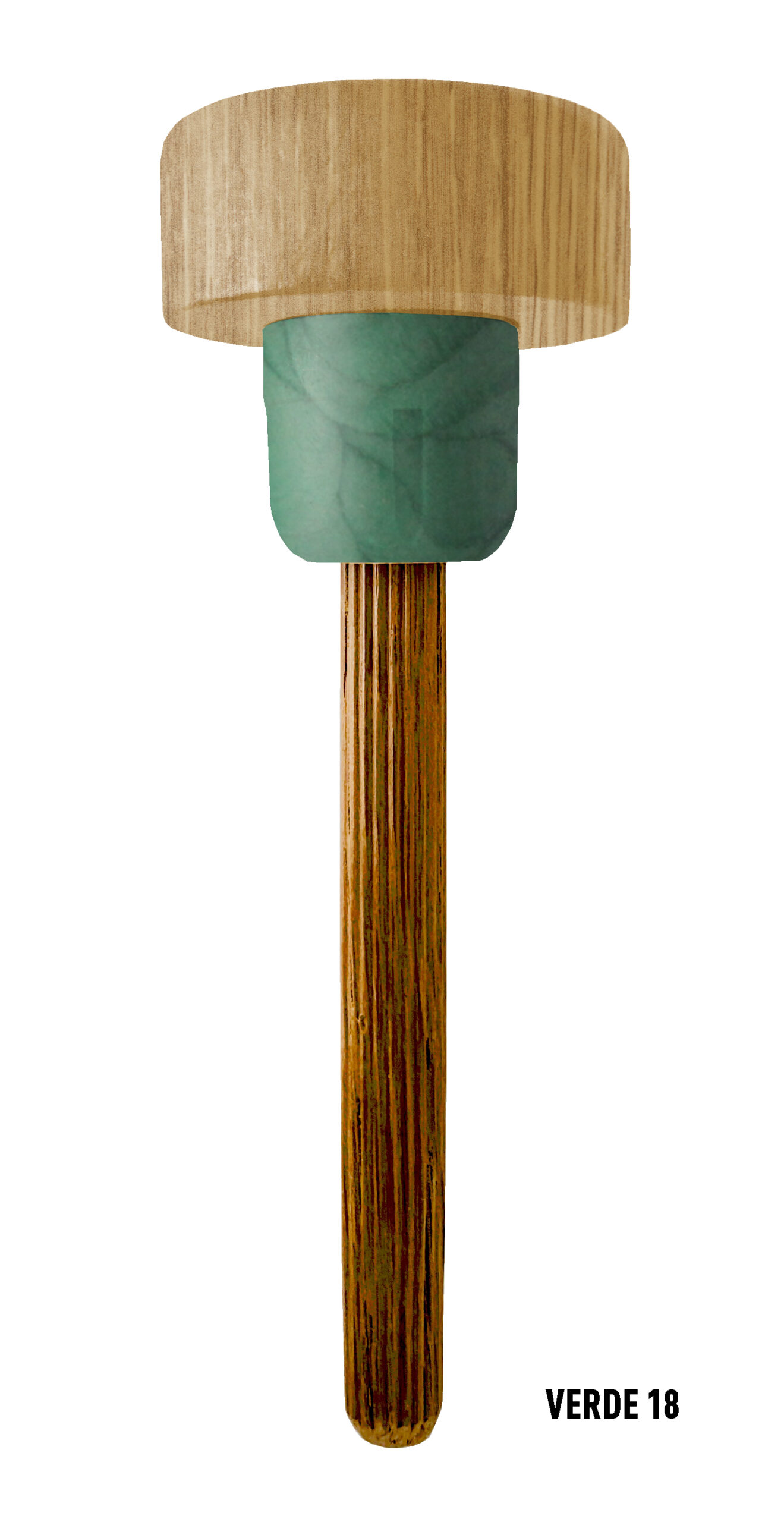 Oak Master green 1
