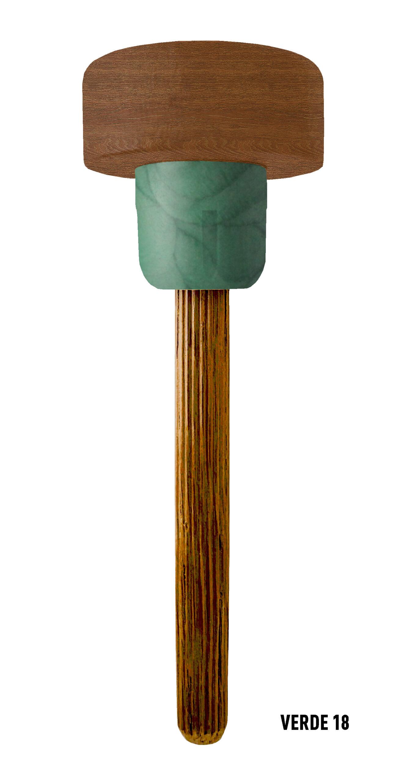 Oak Master green 2