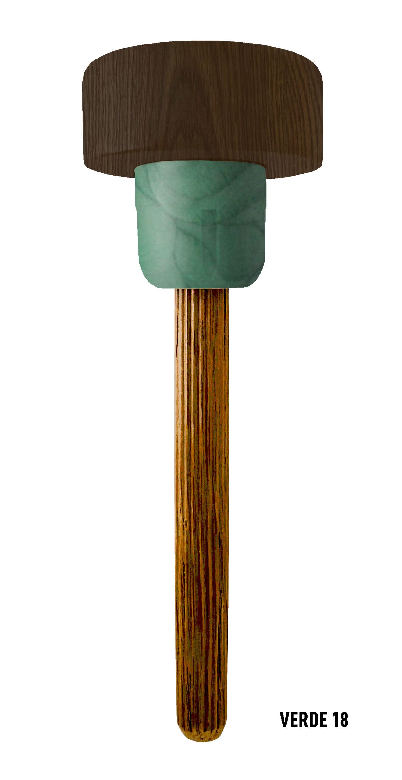 Oak Master green 3